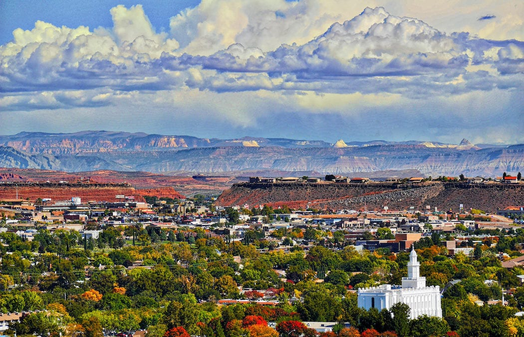 Downtown St. George among country's most economically distressed areas that could get 'Opportunity Zone' boost